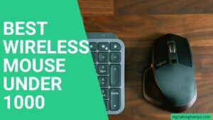 BEST WIRELESS MOUSE UNDER 1000 IN INDIA