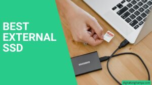 BEST EXTERNAL SSD IN INDIA 2021