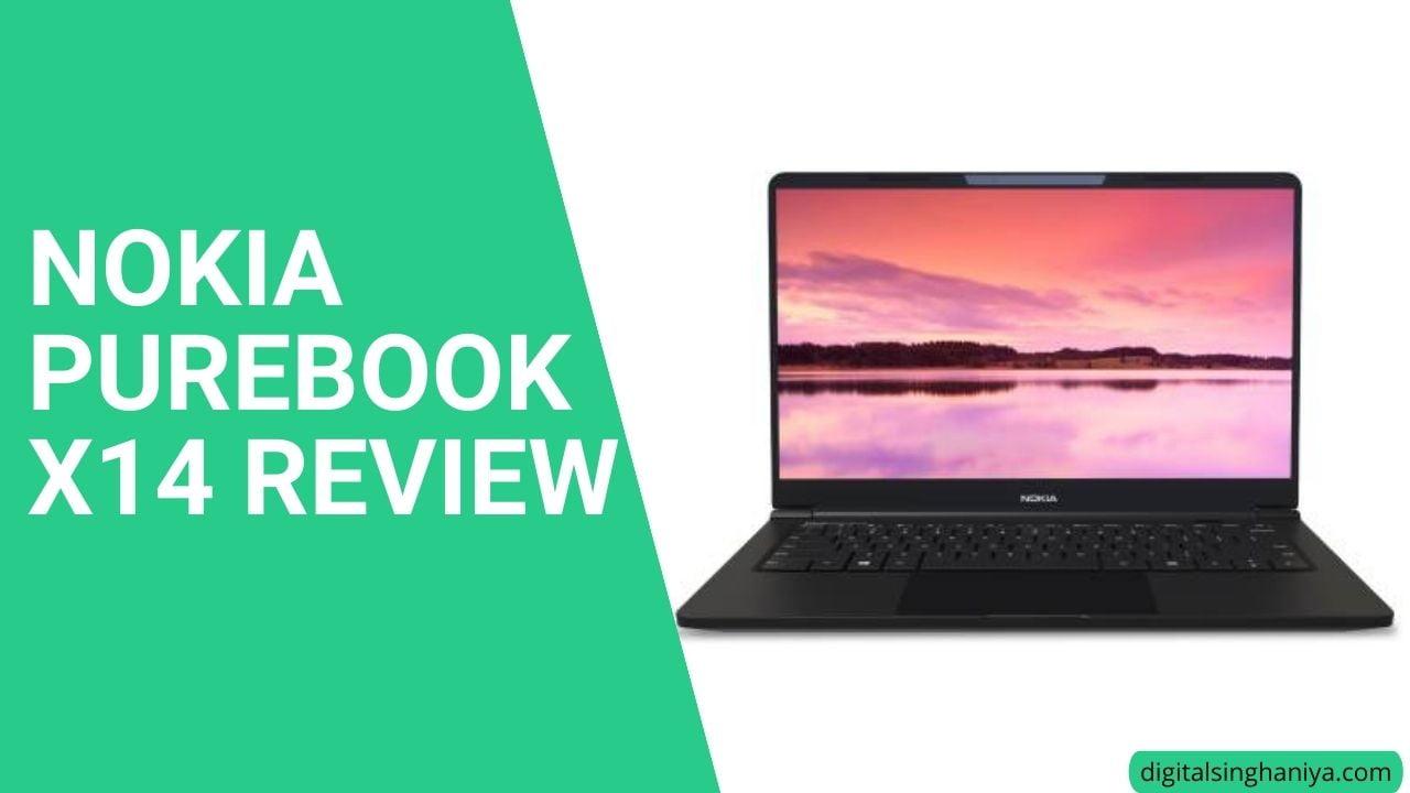 nokia purebook x14 review