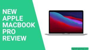 NEW APPLE MACBOOK PRO Review