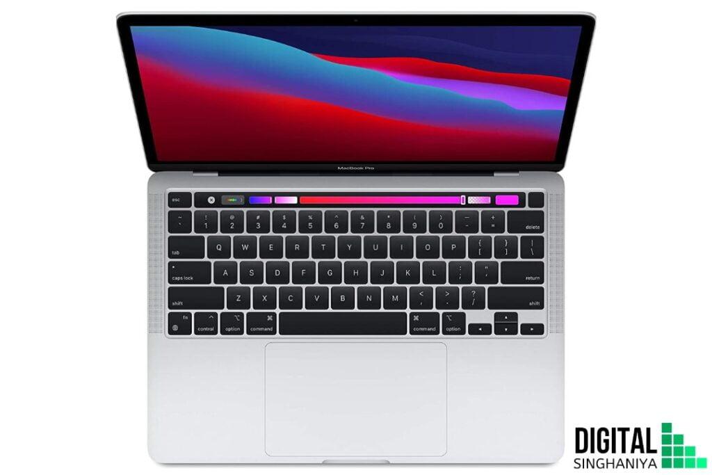 apple macbook pro top
