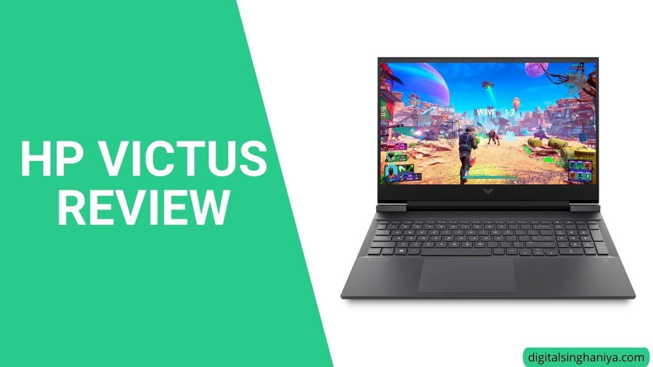 Hp Victus Laptop review