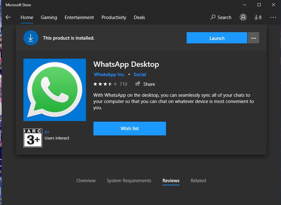 whatsaap app
